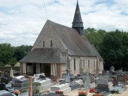 Saint Maclou-de-Folleville Churchyard