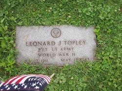 Leonard J Topley