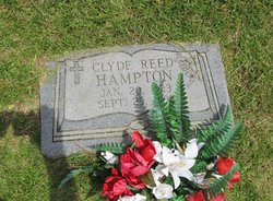 Clyde Reed Hampton