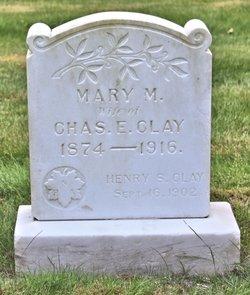 Mary M Clay