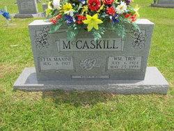 William Troy McCaskill