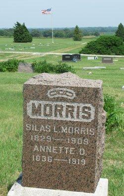 Silas Loomis Morris