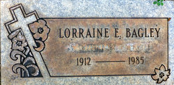 Lorraine Eloise <I>Masters</I> Bagley
