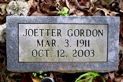 Joetter Gordon