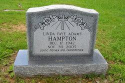 Linda Fave Adams Hampton