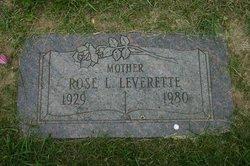 Rosie Lee Leverette