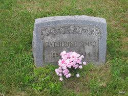 Catherine <I>Machusko</I> Simko