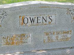 Alton Carroll Owens