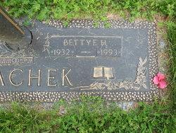 Bettye H. <I>Cowan</I> Grachek