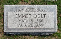 Emmet Bolt