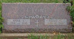 Anna Irene <I>McAsey</I> Clowe
