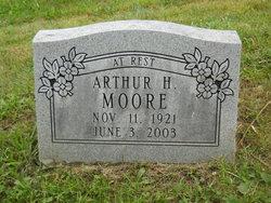 Arthur H Moore