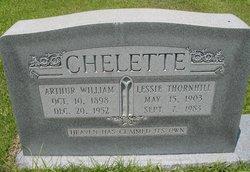Arthur William Chelette