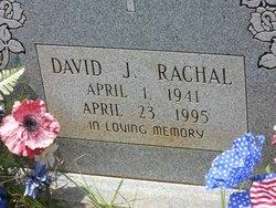 David Joseph Rachal, Sr