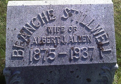 Blanche <I>Stillwell</I> Allen
