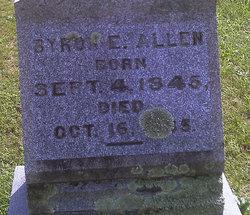 Byron E. Allen