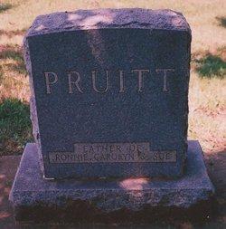 Carl B Pruitt 1918 1965 Find A Grave Memorial