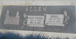 Doyce Clair Allen