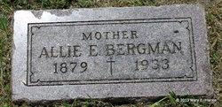 Allie E. <I>Lemon</I> Bergman