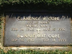 Clarence Wilmer Cope