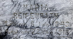 "Maria Margaret ""Mary"" <I>Schmidt</I> Reifenrath"