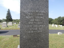 Mary <I>Young</I> Sibley