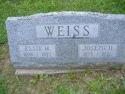 Joseph H Weiss