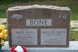 Marjorie <I>Hatch</I> Bone