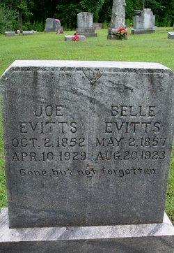 "Joseph A. ""Joe"" Evitts"