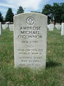 Ambrose Michael O'Connor