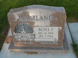 Agnes Florence <I>Gilchrist</I> Birkeland