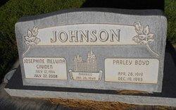 Parley Boyd Johnson