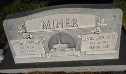 Clyde Brammel Miner