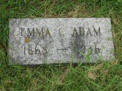 Emma Catharine <I>Leiby</I> Adam