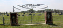 Saints Philip and James Catholic Cemetery