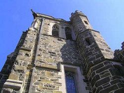 Church of the Messiah Memory Garden