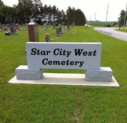 Star City West Cemetery