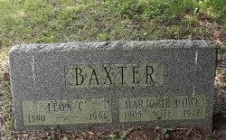 Leon C Baxter
