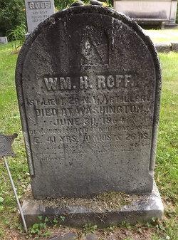 William H Roff