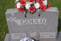 Phyllis W <I>Fogg</I> Gould
