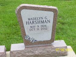 Madelyn Grace Harshman
