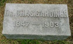 Dr Charles Gardiner