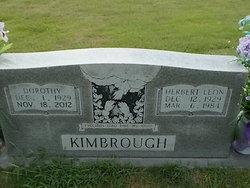 Dorothy <I>Clark</I> Kimbrough