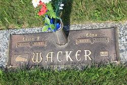 Edna <I>Railson</I> Wacker