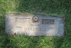 Mabel H Wakefield