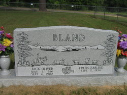 Jack Oliver Bland
