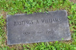 Hastings A. Williams