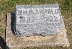 William H Arnold