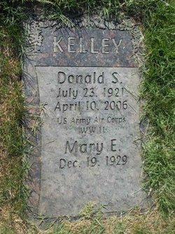 Donald S Kelley