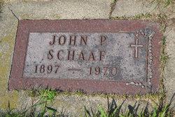 John Paul Schaaf